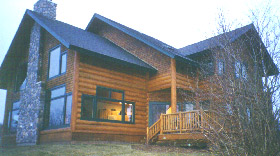 Lake Superior Log Home Retreat Welcome